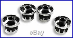 97380281a Ducati Scrambler Billet Aluminum Frame Plugs 97380281b