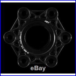 Aem D-sei Ducati 6 Hole Aluminium Billet Lightweight Hub Flange Bmhubblklrg