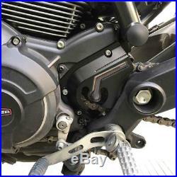 Aluminum Alloy Billet Front Sprocket Cover for Ducati Hypermotard 821 Scrambler