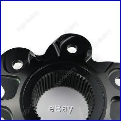 Billet Aluminum Rear Sprocket Flange Cover For Ducati Monster 1200 1200S 1200R