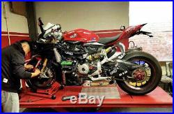 Billet Aluminum Rear Sprocket Flange Cover For Ducati Streetfighter 1098 2009-14