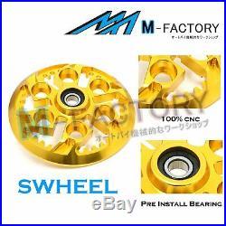 Billet Gold Clutch Pressure Plate For Ducati M900 1098 1198 R S 749 999 Biposto