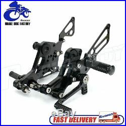 Billet Racing Rearsets Footpegs Rear Sets for Ducati Monster 796 10 11 12 13 14