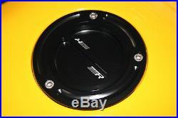 Black Ducati 748 916 996 998 848 1098 S R Gas Fuel Cap Lip CNC Billet Aluminum