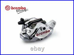 Brembo Rear Caliper Kit Cnc Nichel Ducati Panigale 1299 S Anniversario 2016-2017