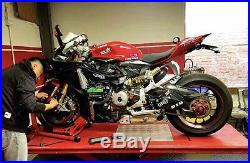CNC Billet Aluminum Rear Sprocket Drive Flange Cover For Ducati 1198 2009-2012