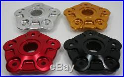 CNC Billet Aluminum Rear Sprocket Drive Flange Cover For Ducati Monster 796 M796