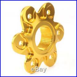 CNC Billet Aluminum Rear Sprocket Flange Cover for Ducati 1098 1098S 1198 1199