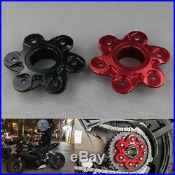 CNC Billet Rear Sprocket Drive Flange Cover For Ducati 1199 Panigale S 2012-2014