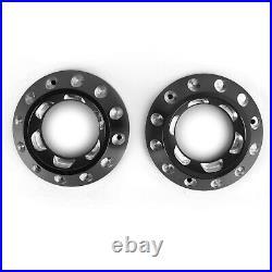 CNC Exhaust Bottom End Caps Black Fit for Ducati Scrambler 1100 Sport Special N3
