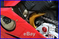 CP172 sprocket cover billet aluminium CNC Racing for Ducati V4 Panigale