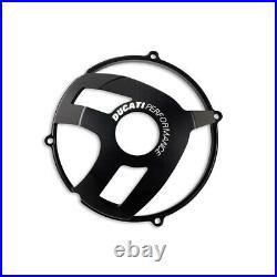 DUCATI 1098, 1198S Corse/1198R Tecno billet aluminium clutch cover 968534AAA
