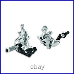 DUCATI RACING 1199 Billet aluminium adjustable footpeg kit 96451111B