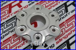Ducati 1199 S 1299 Panigale Rear Sprocket Drive Flange Cover CNC Billet Aluminum