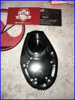 Ducati 749 999 Multistrada 1000 1100 620 Ssr Fuel Tank Cap Race Billet Aluminum
