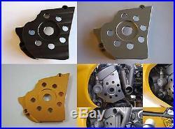 Ducati 851 888 ST2 ST3 ST4 S4 S2R S4R 695 Sprocket Cover CNC Billet Aluminum