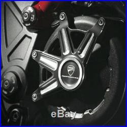 Ducati Aluminum Clutch Cover Billet Clutch Cover Black Diavel NEW