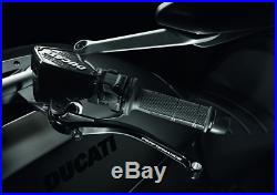 Ducati Billet Aluminium Brake And Clutch Lever Kit 96863312b