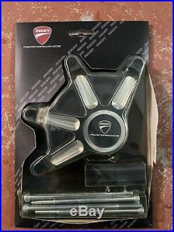 Ducati Billet Aluminum Clutch Cover Part# 96863412B