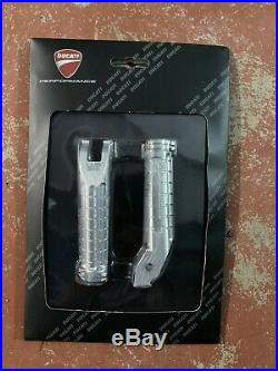 Ducati Billet Aluminum Footpeg Kit Part# 96280121A
