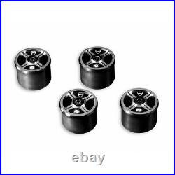 Ducati Billet Aluminum Frame Plugs for XDiavel and XDiavel S 97380571A