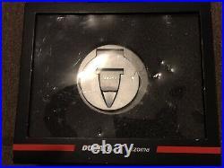 Ducati By Rizoma Billet Aluminium Fuel Tank Cap DM-TF242A