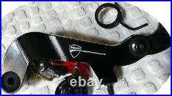 Ducati DP Multistrada 2010-19 Rear Brake Pedal Lever Fold-Away Adjustable 1200