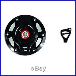 Ducati Diavel 1260 Billet Aluminum Tank Filler Plug 97780101AA by Rizoma