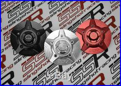 Ducati Diavel Cromo Amg Dark CNC Billet Aluminum Keyless Gas Fuel Petrol Lid Cap