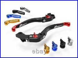 Ducati MTS 950 SCR 800 Ducabike Billet aluminium brake & clutch lever 5 Colors