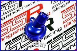 Ducati Multistrada 1200 CNC Billet Aluminum Crankcase Engine Oil Breather Valve