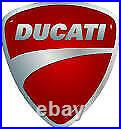 Ducati Panigale & SF V4 Billet Aluminum Tank Cap 97780051AB By Rizoma Silver