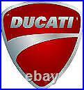 Ducati Panigale & SF V4 Billet Aluminum Tank Cap 97780051AB By Rizoma Silver O. E