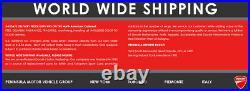 Ducati Panigale V2 Billet Aluminum Tank Cap BLACK by Rizoma 97780051BA NEW DUCAT