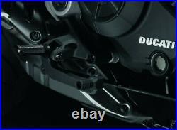 Ducati Performance Billet Aluminum Adjustable Rearsets for XDiavel 2016+