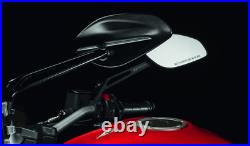 Ducati Performance Billet Aluminum Left Mirror, Diavel, Monster 1200 and More