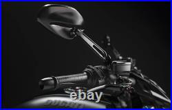 Ducati Performance Billet Aluminum Right Mirror, Diavel, Monster 1200 and More
