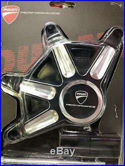 Ducati Performance Diavel Billet Aluminum Clutch Cover Part# 96863412B