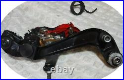 Ducati Performance Multistrada 2010-19 Rear Brake Pedal Lever Folding 1200 1260