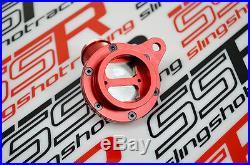 Ducati Streetfighter 848 CNC Billet Aluminum Crankcase Engine Oil Breather Valve