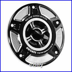 Ducati XDiavel Billet Aluminum Tank Filler Plug 97780021A by CNC Racing