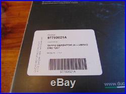 Ducati XDiavel Black Billet Aluminum Tank Filler Plug 97780021A