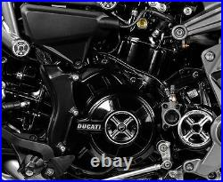 Ducati XDiavel Ritzelabdeckung Aluminium Billet aluminium pinion cover Diavel X