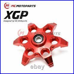 Fit Ducati 748 749 916 996 998 999 M900 CNC Billet Red XGP Clutch Pressure Plate