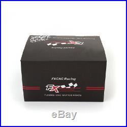 For DUCATI 1098/S 848 2008 1198 09-11 CNC Racing Billet Footpeg Rearset Aluminum