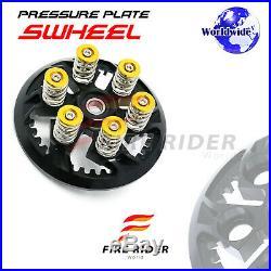 For Ducati 1098 R S 916 Biposto CNC Billet Clutch Springs Swheel Pressure Plate