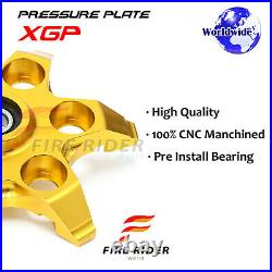 For Ducati Monster 750 1100 EVO S Billet Clutch Springs XGP Pressure Plate Set
