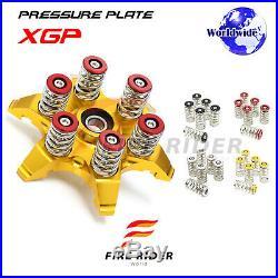 For Ducati Sport 750 800 MH900e Billet Clutch Springs XGP Pressure Plate Set