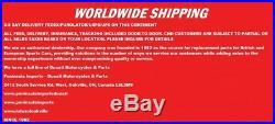 Genuine Ducati 1199/1299 Panigale Billet Aluminum Clutch Case Cover 97380361A