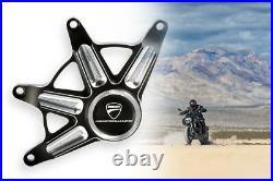 Genuine Ducati Diavel Billet Clutch Case Cover 96863412B NEW DUCATI PERFORMANCE